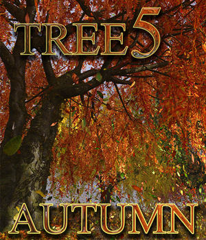 Flinks Tree 5 - Autumn Add-on 3D Models Flink