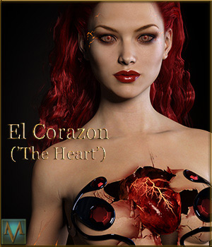 MRL El Corazon for Gen3F/V7 by Mihrelle