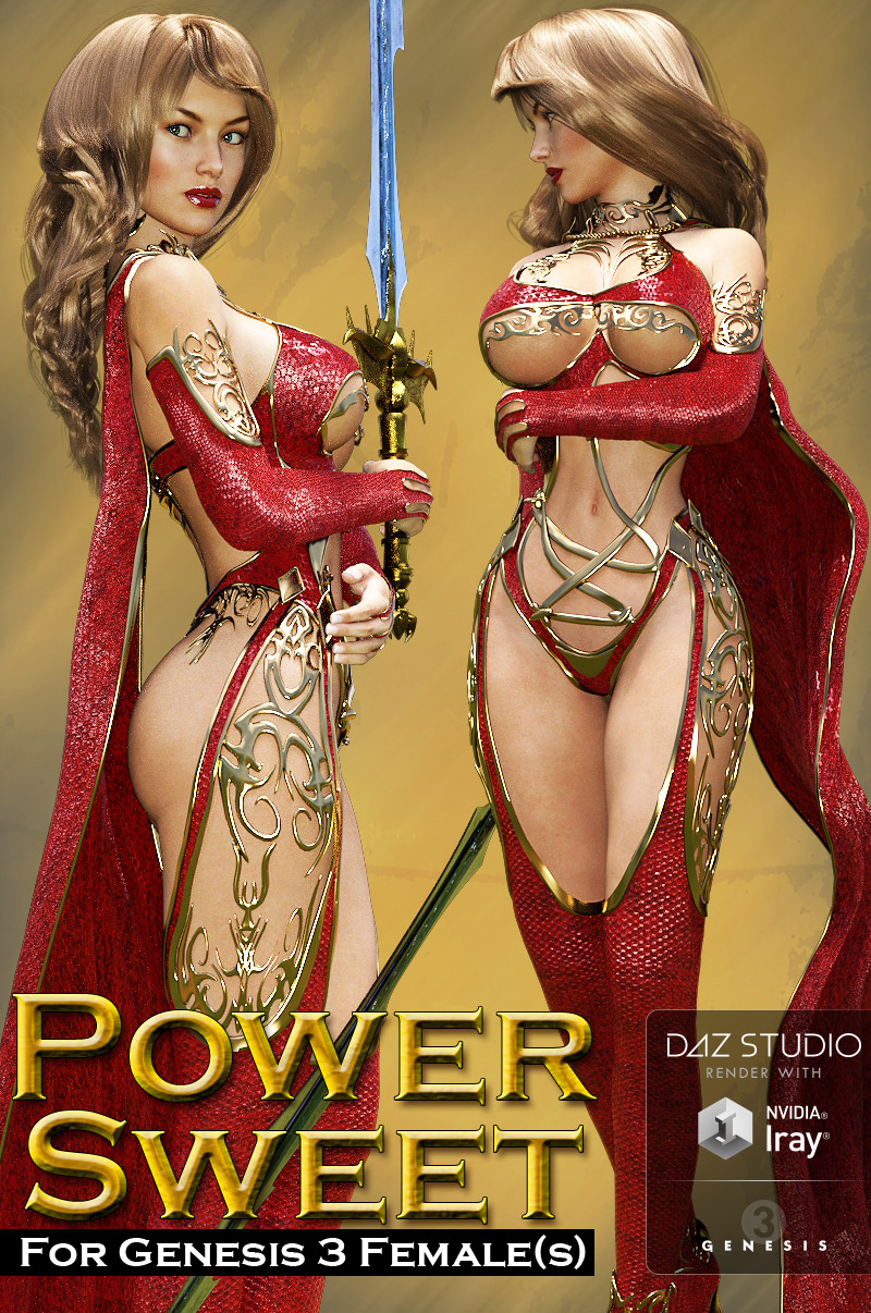 Power Sweet for G3 female(s) by powerage