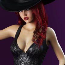 HOT Witch for Genesis 3 Female(s) image 4