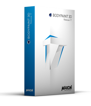 BodyPaint 3D R17 Software Maxon_3D