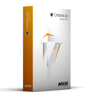 Cinema 4D Studio R17 Software Maxon_3D
