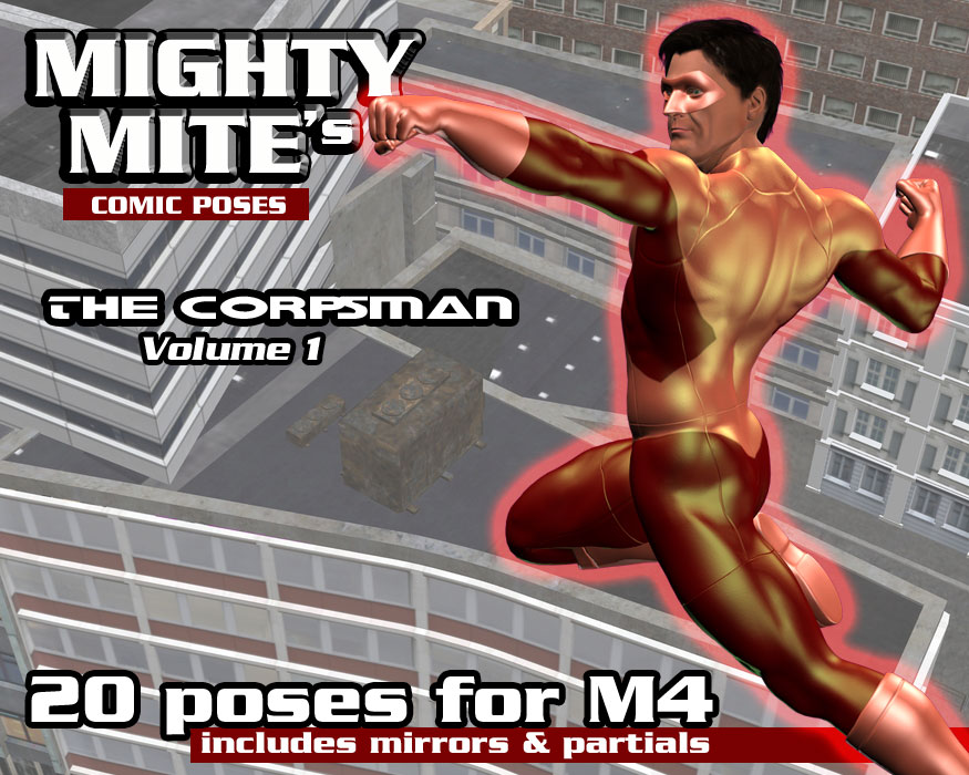 The Corpsman v01 MM4M by MightyMite