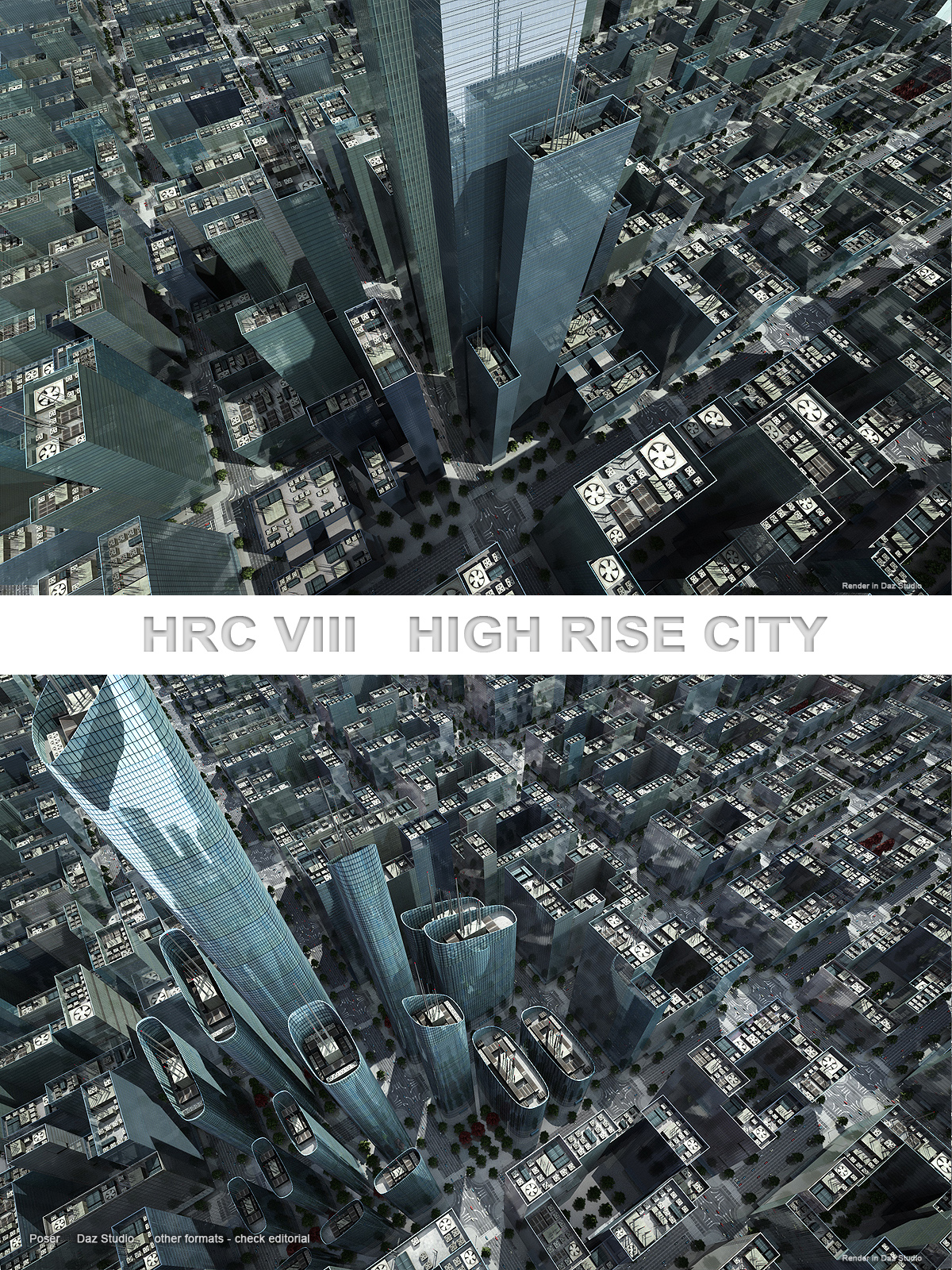 HRCVIII Glass High Rises