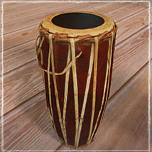 Photo Props: Ethnic Drums image 2