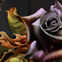 Moonbeam's Autumn Roses image 7