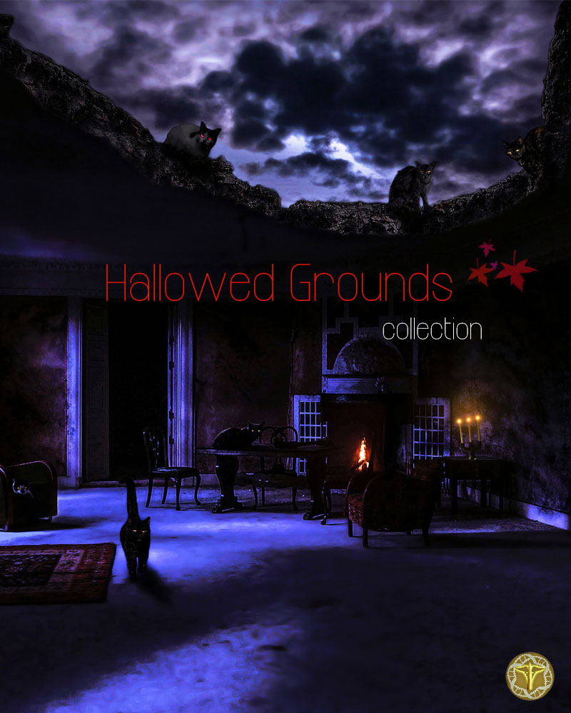 Hallowed Grounds by HWW0