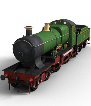 City of Truro 3D Models DryJack