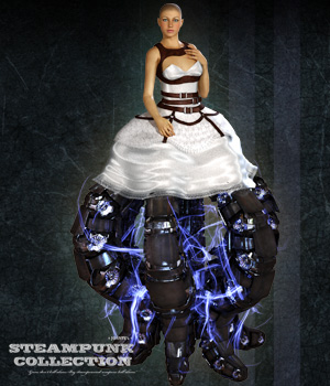 SP-Octavia Outfit 3D Figure Essentials 3D Models jonnte