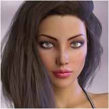P3D G3F Morph Package 2 image 2