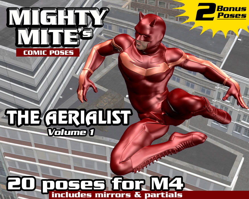 The Aerialist v01 MM4M by MightyMite