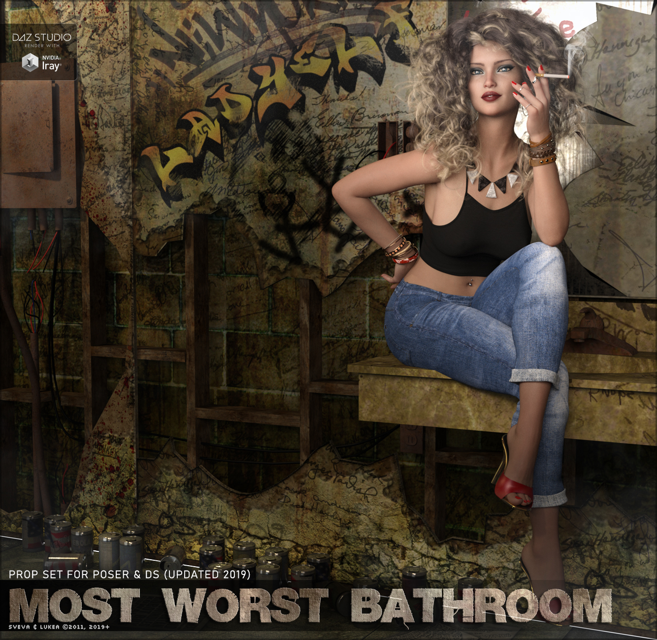 World's Most Worst Bathroom by Sveva