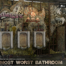World's Most Worst Bathroom image 1