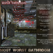 World's Most Worst Bathroom image 3
