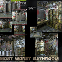 World's Most Worst Bathroom image 5