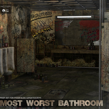 World's Most Worst Bathroom image 6