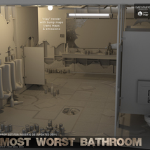 World's Most Worst Bathroom image 9
