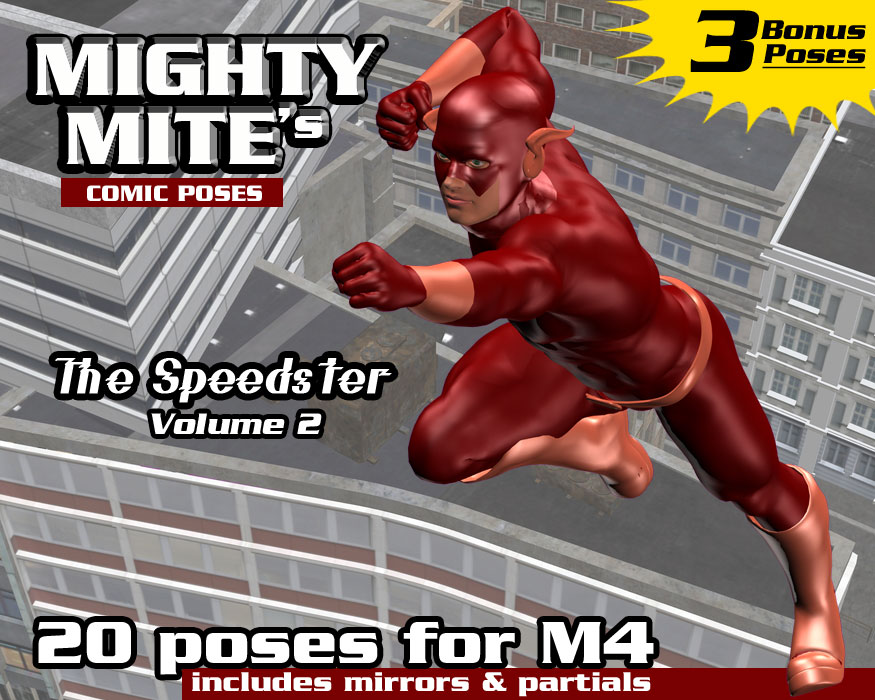 The Speedster v02 MM4M by MightyMite