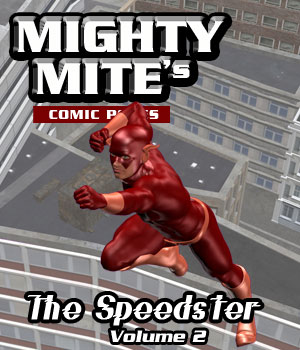 The Speedster v02 MM4M 3D Figure Assets MightyMite