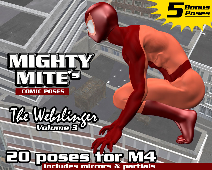 The Webslinger v03 MM4M by MightyMite