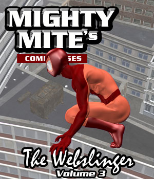 The Webslinger v03 MM4M 3D Figure Assets MightyMite