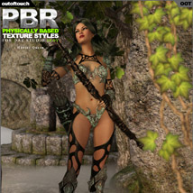 OOT PBR Texture Styles for Hunter Queen image 3