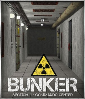 Bunker: S1 - Commando Center 3D Models 3-d-c