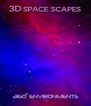 3dSpacescapes 3D Models shawnaloroc