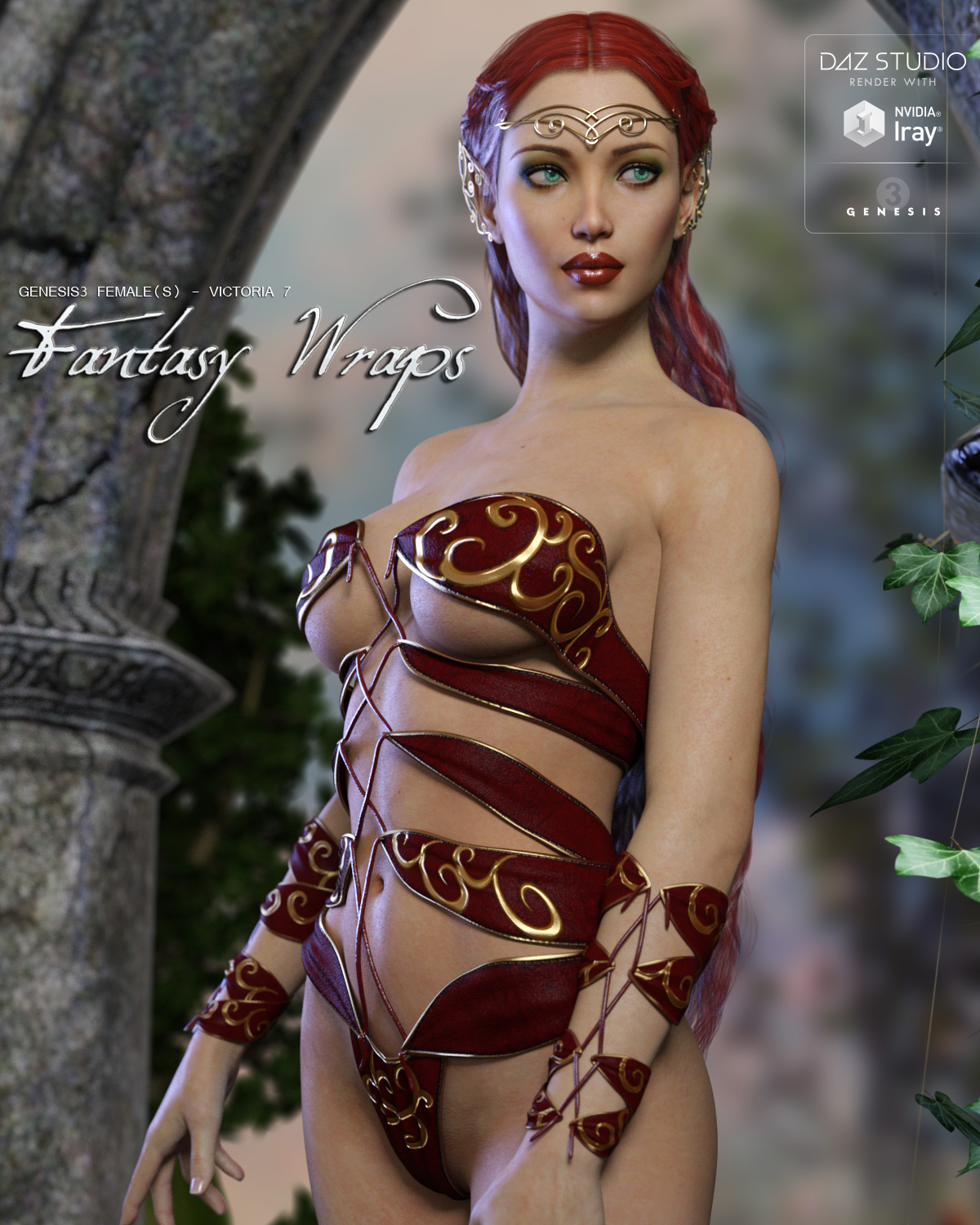 genesis 3 female to poser 2014