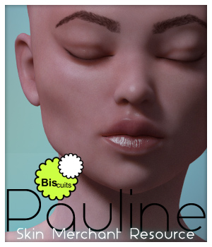 Biscuits Pauline Skin Merchant Resource by Biscuits