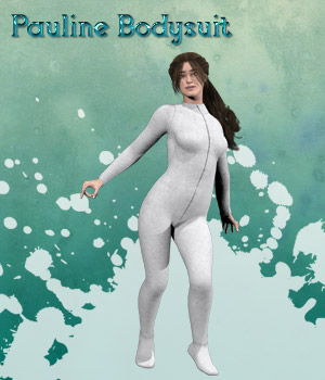 Pauline Bodysuit 3D Figure Essentials Lyrra