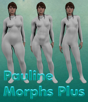 Pauline Morphs Plus 3D Figure Essentials Lyrra