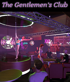 The Gentlemen's Club 3D Models 2nd_World