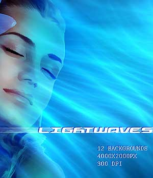 LIGHTWAVES 2D Graphics RajRaja