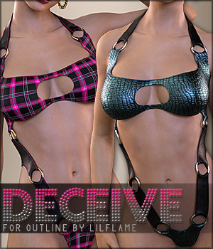 Deceive for Outline G3F 3D Figure Essentials Sveva