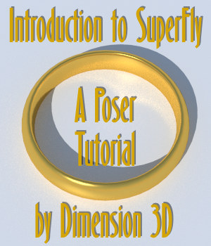 Introduction to SuperFly Tutorials : Learn 3D Dimension3D