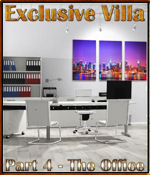 Exclusive Villa 4: The Office 3D Models 3-d-c