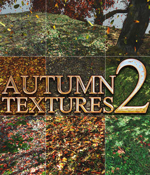 Flinks Autumn Textures 2 2D Graphics Flink