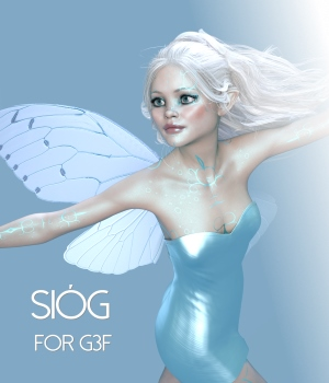 Siog for Genesis 3 Female 3D Figure Assets RedzStudio