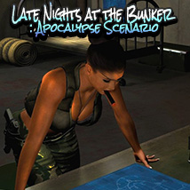 i13 Late Nights at the Bunker - Extended License 3D Models Extended Licenses ironman13