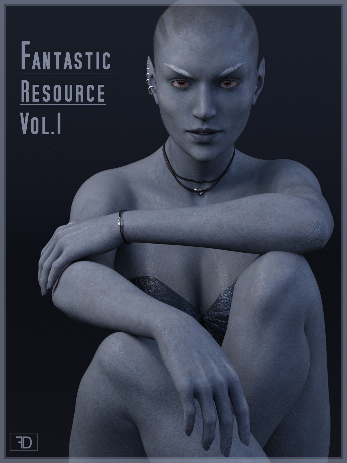 Fantastic Resource Vol.1 for G3F