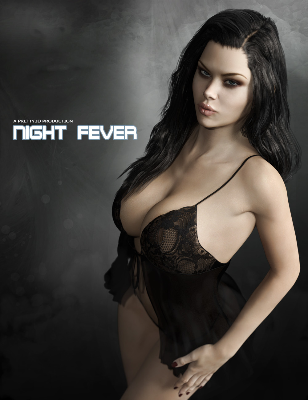 Night Fever for Genesis 3 Female(s)