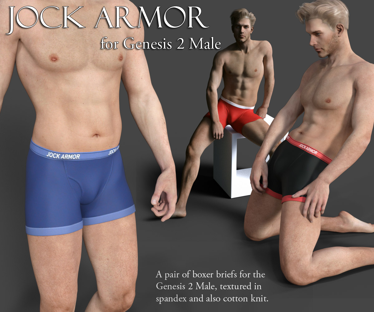 Jock Armor Boxer Briefs for G2M