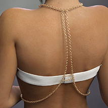Body Chain for Genesis 3 Female image 1