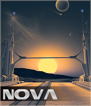 Nova Backgrounds 2D Graphics Sveva