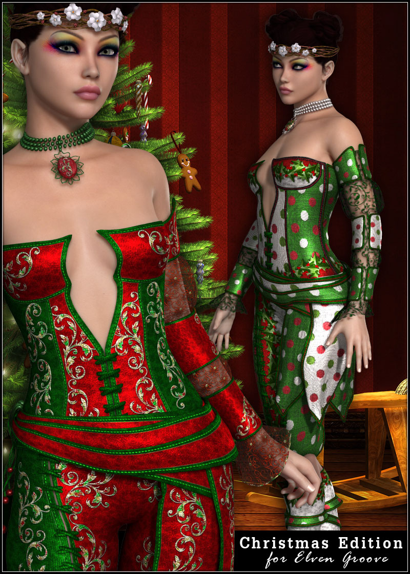 Christmas Edition for Elven Groove