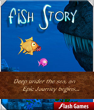 Fish Story 3D Game Models : OBJ : FBX Darkworld