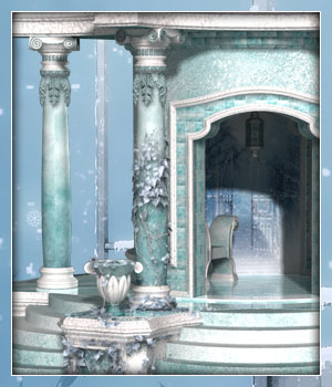 Christmas Edition for Palladio 3D Models sandra_bonello