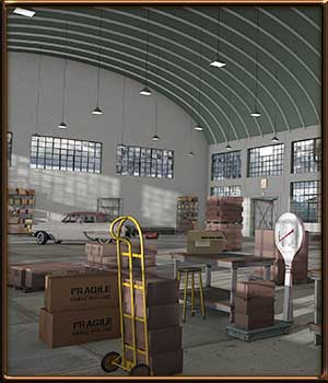 Movie Props, Set 02 3D Models DreamlandModels