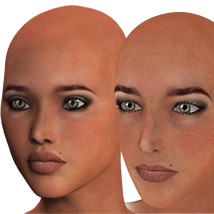 V4 to G3F Add-On pack for Texture Transformer image 2